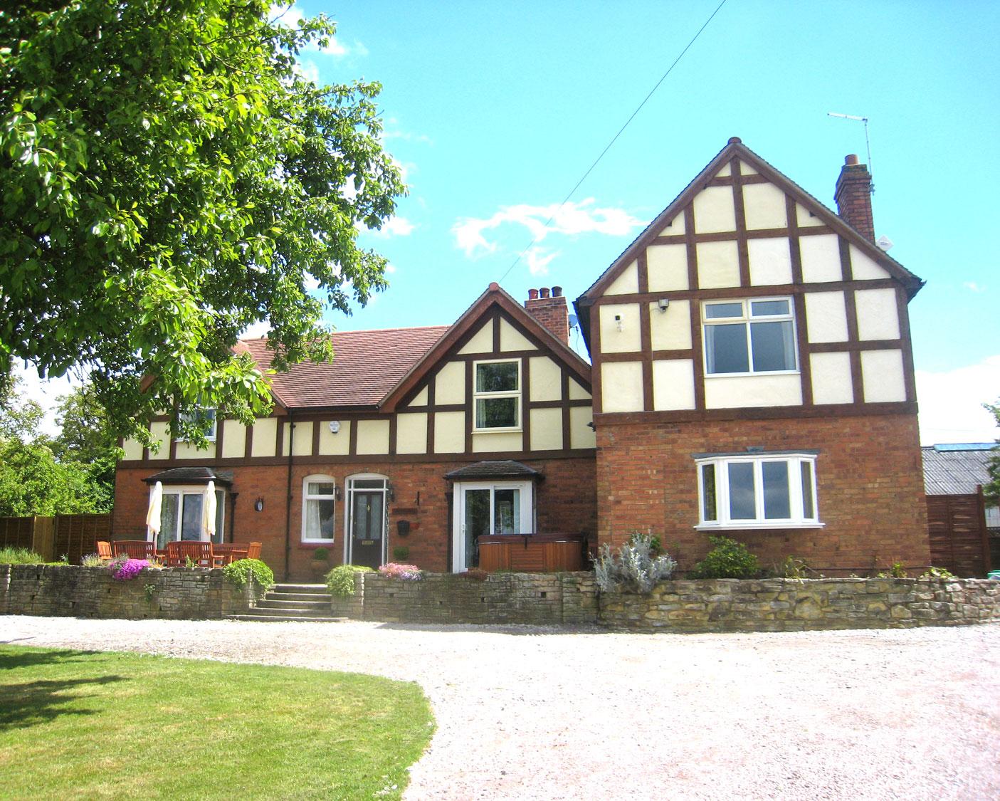 Arden Hill Farm House